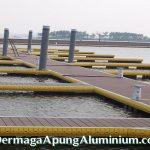 Distributor Dermaga Apung Aluminium