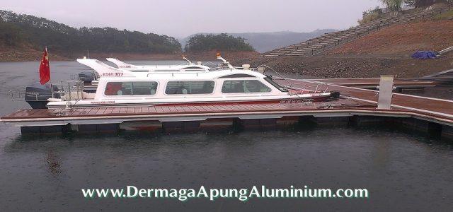 Harga Dermaga Apung Aluminium