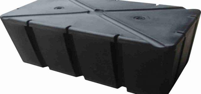 Dermaga Apung Aluminium Kubus Apung Hitam Floating Black Box